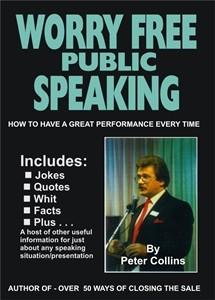 Worry Free Public Speaking
