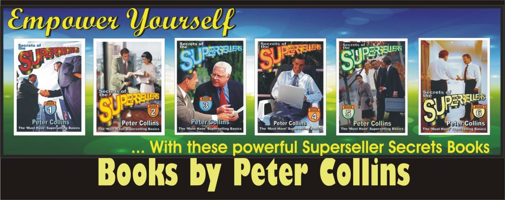 Peter Collins Books